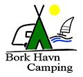 BORK HAVN CAMPING Logo